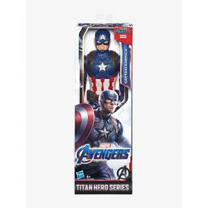 Hasbro Captain America - Figurine Avengers gris