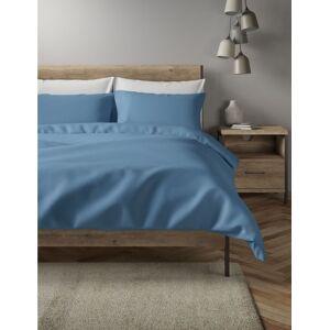 Marks & Spencer Couette à entretien facile - Bleu - Lit king size (150 cm x 220cm)