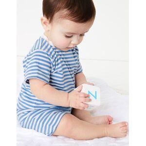 Marks & Spencer Short 100% coton (jusqu'au 3ans) - Bleu - 18-24 mois