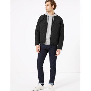 Marks & Spencer Blouson ouatiné, doté de la technologie Stormwear™ - Noir - XXL