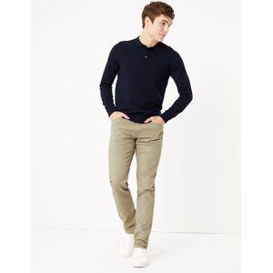Marks & Spencer Jean slim avec flexibilité 360degrés - Gris - 40 (81cm de tour de taille)
