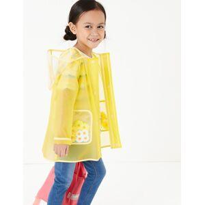 Marks & Spencer Veste à motif marguerite (du 2 au 7ans) - Jaune - 4-5 ans