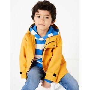 Marks & Spencer Anorak à capuche, doté de la technologie Stormwear™ (du 2 au 7ans) - Orange - 6-7 ans