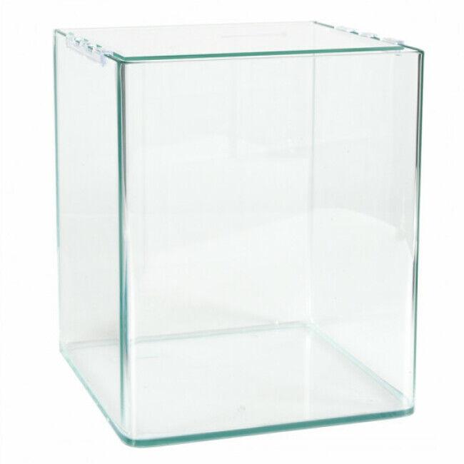 Aqua Della Aquarium cubique en verre Urbyss Q Aqua Della - 10 litres