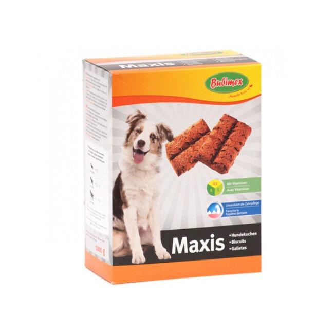 Bubimex Biscuits aux céréales pour chien Maxis Bubimex 1 kg (DLUO 6 mois)