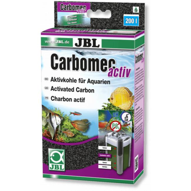 JBL Charbon actif pour eau douce JBL Carbomec Activ 450 g