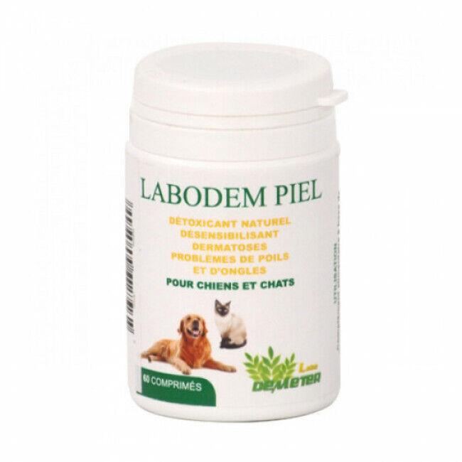 Demeter Complément alimentaire Labodem Piel Demeter soin du pelage et ongles pour chien et chat