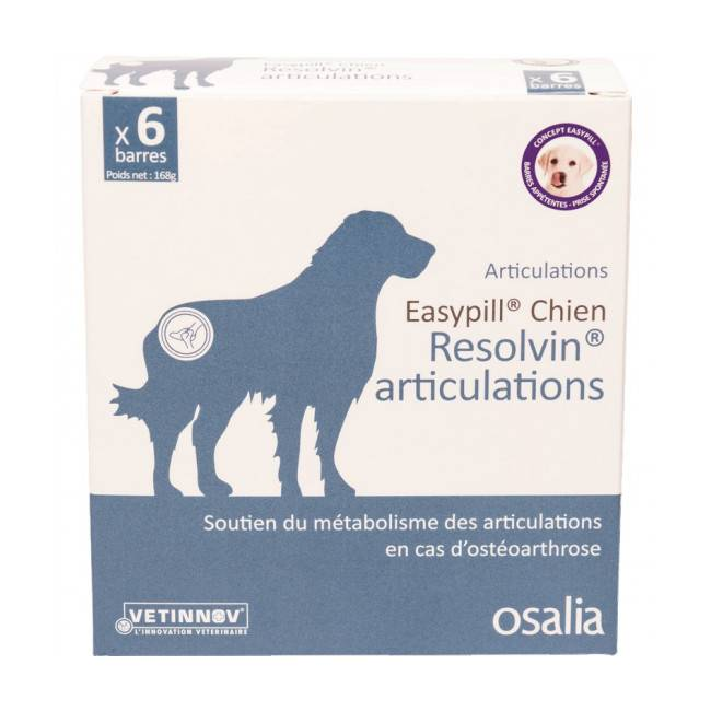 Osalia Easypill Resolvin Articulations pour chiens