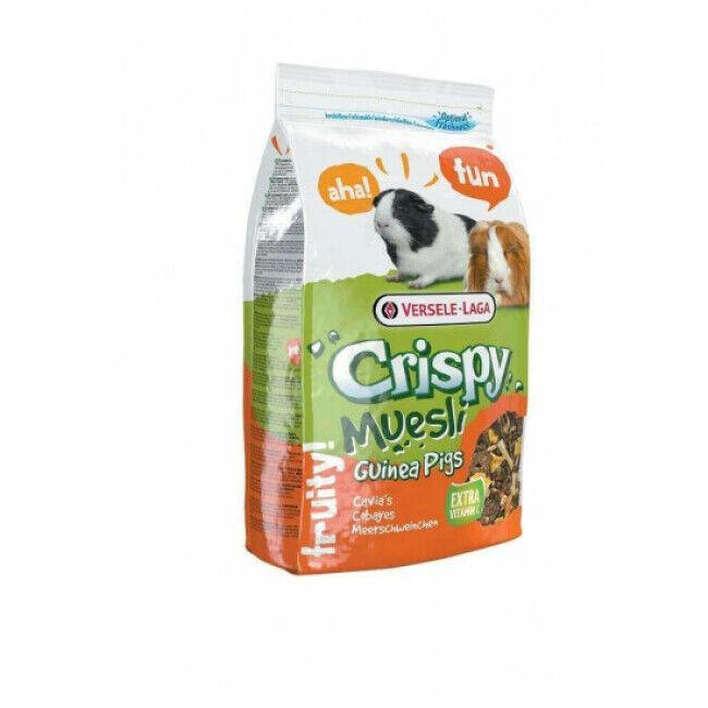 Versele Laga Friandises Crispy Muesli pour cochon d'Inde Versele Laga Sac 2,75 kg