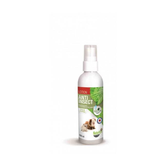 Naturlys Lotion Bio Naturlys Anti-Insect pour rongeurs 125 ml