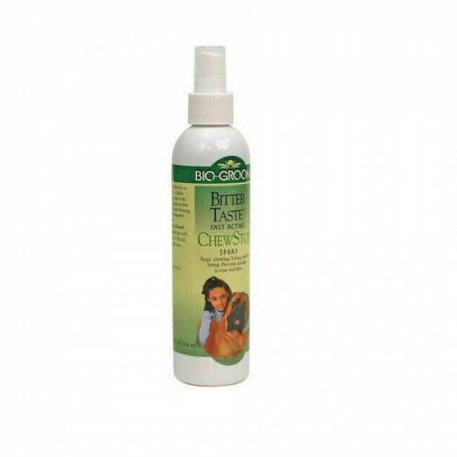 Bio Groom Spray anti mordillage Bio Groom Chew Stop pour chien