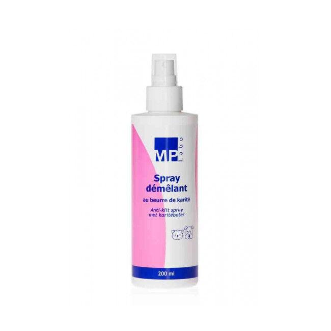 MP Labo Spray démêlant MP Labo pour chien et chat 200 ml