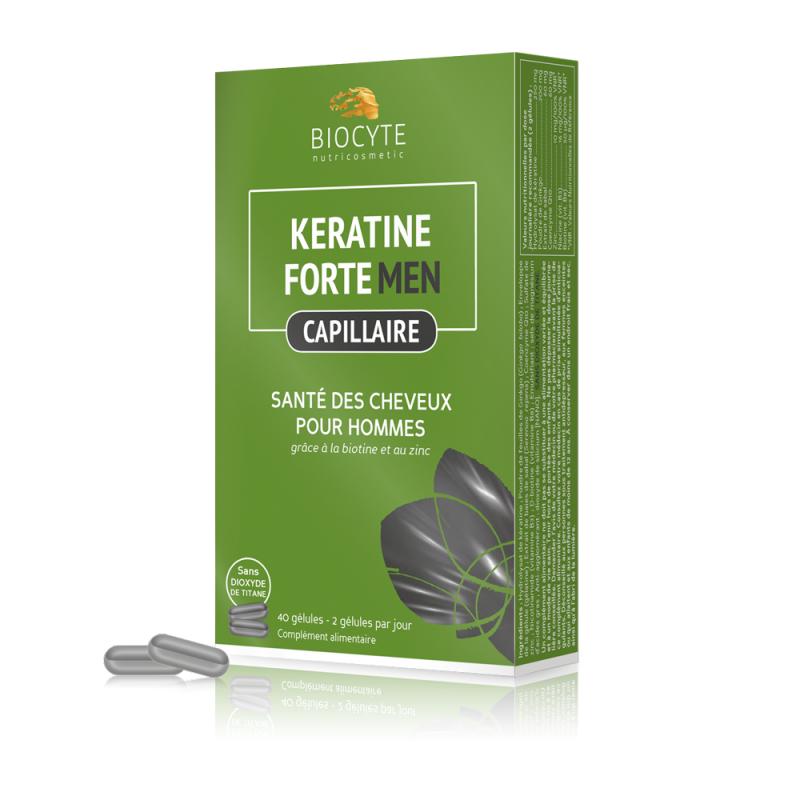 Keratine Forte men® - gélules