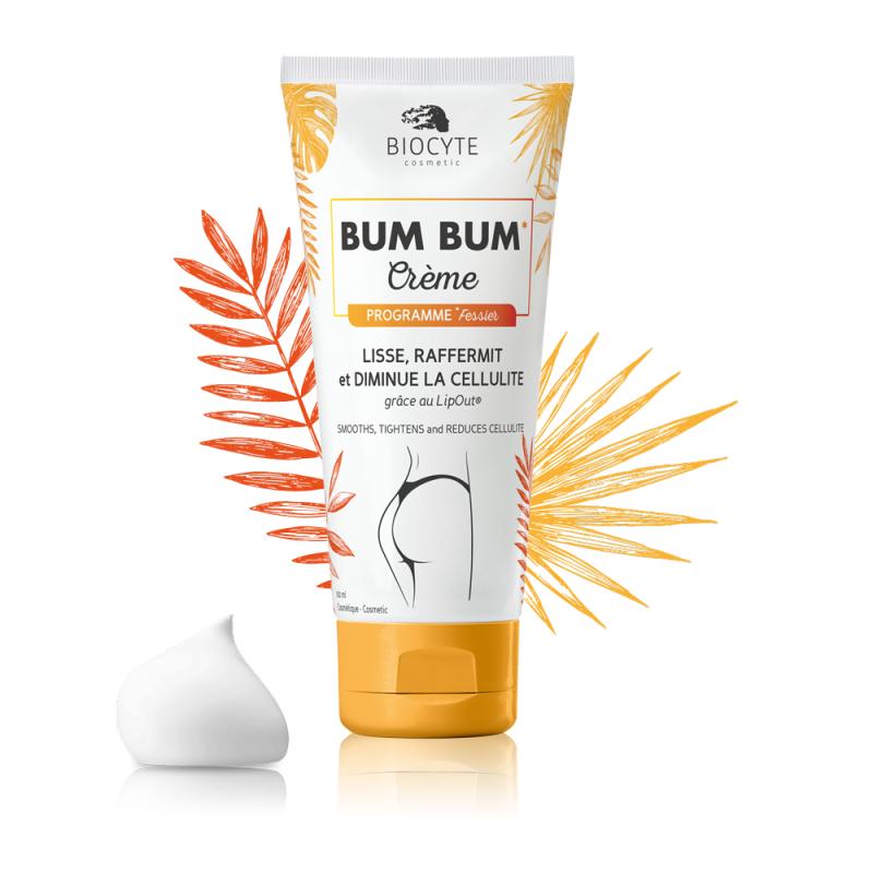 Bum Bum crème - creme pour les fesses : anti cellulite