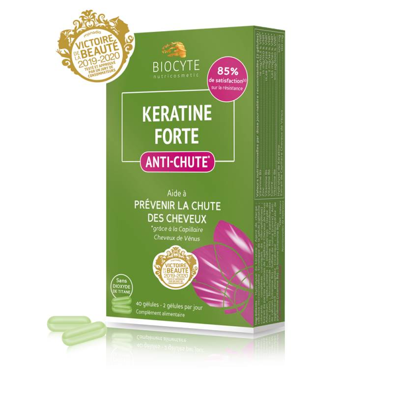 Kératine Forte Anti-Chute