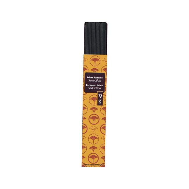Encens du Monde Encens Japonais Prince Parfumé - Séduction 40 bâtonnets