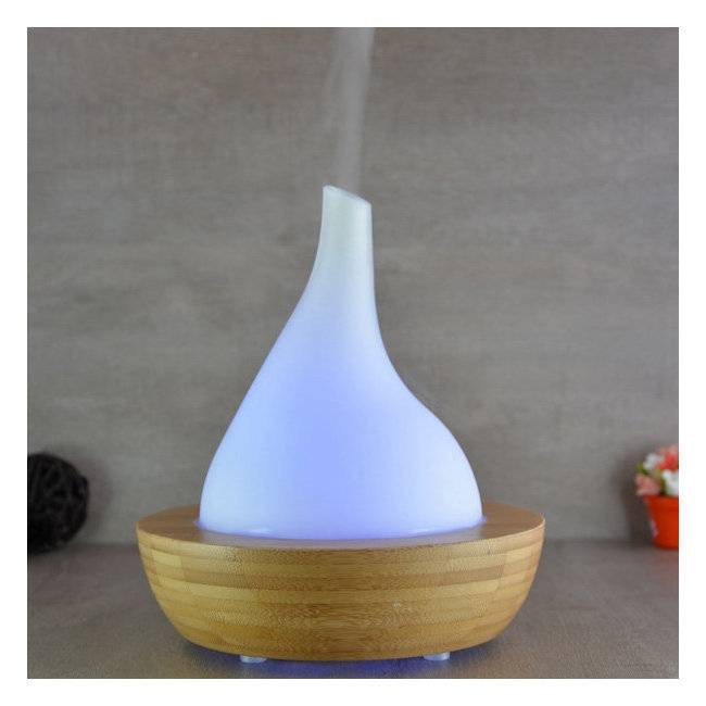 Zen Arôme Diffuseur d'huiles essentielles ultrasonique ELEGANSIA