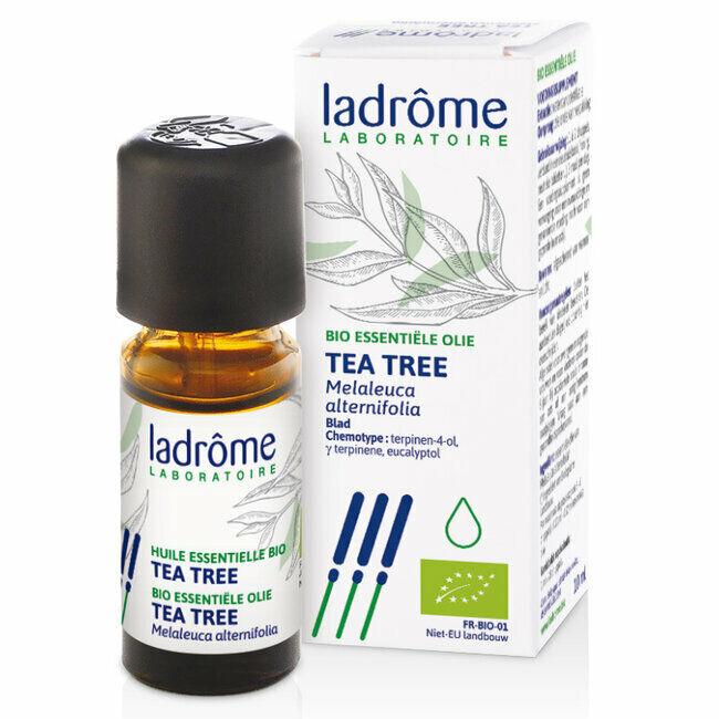 Ladrôme Huile essentielle bio Tea Tree - Arbre à thé 10ml