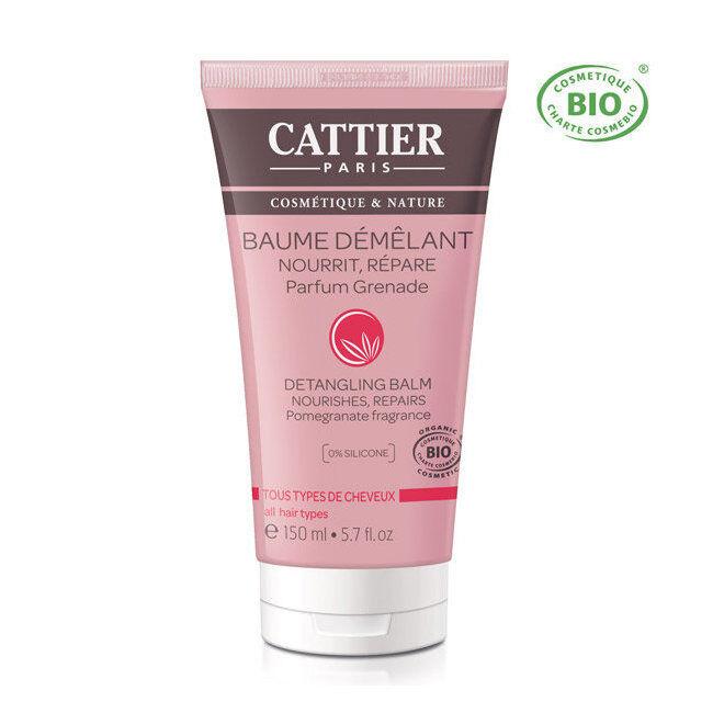 Cattier Baume démêlant bio - Tous types de cheveux 150ml