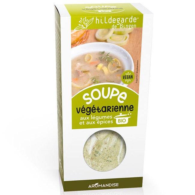 Hildegarde de Bingen Soupe Végétarienne Bio 170g