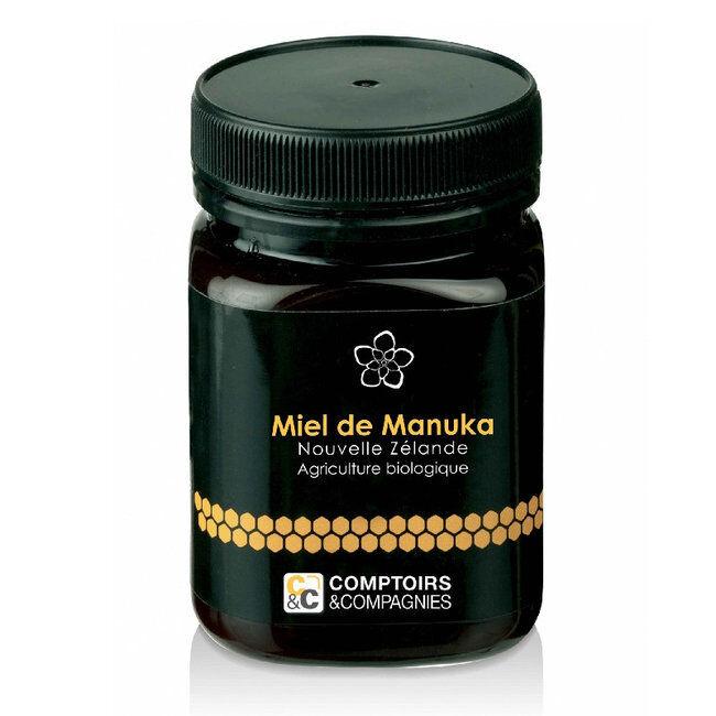 Comptoirs et Compagnies Miel de Manuka Bio Pot de 500g