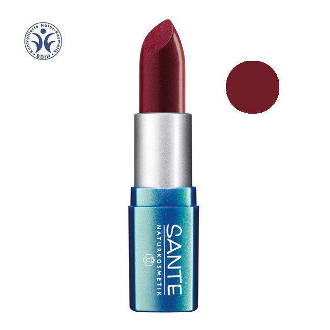 Sante Naturkosmetik Rouge à Lèvres bio n°23 Poppy red 4,5g