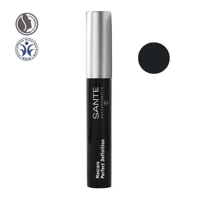 Sante Naturkosmetik Mascara bio Définition parfaite n°01 Noir 8ml
