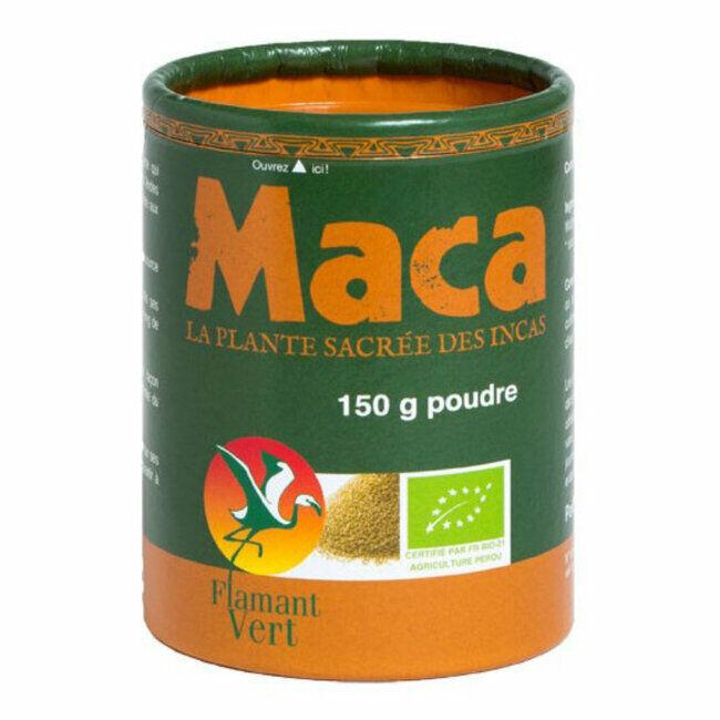 Flamant Vert Maca bio en poudre 150g