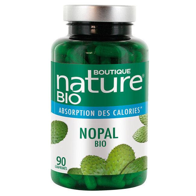 Boutique Nature Nopal bio - Capteur de graisses - 90 comprimés