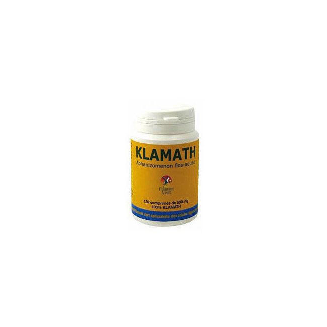 Flamant Vert Klamath AFA 120 comprimés