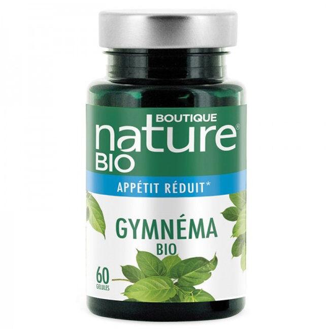 Boutique Nature Gymnéma bio 60 gélules - Appétit réduit
