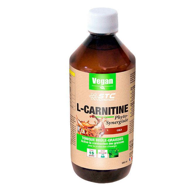 STC Nutrition L-Carnitine Phyto synergisée - Cola - 500ml