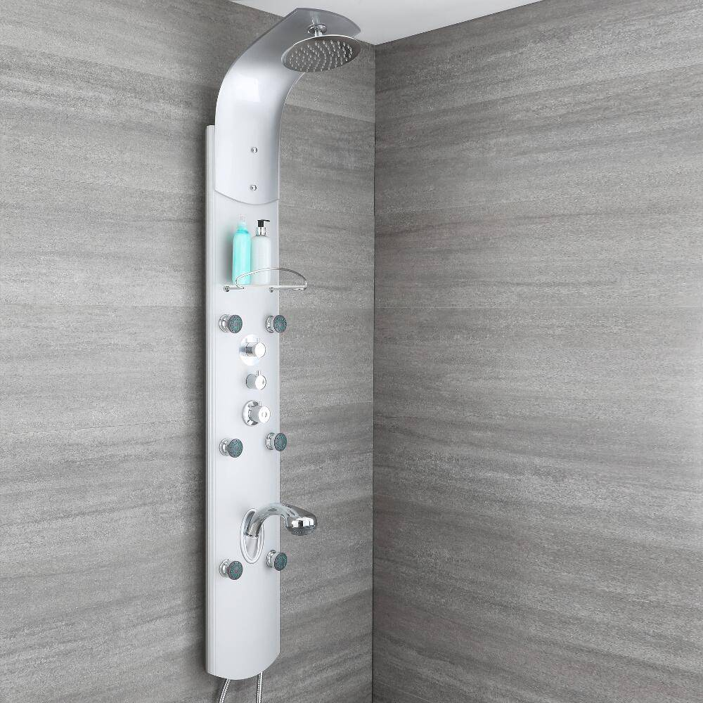 Hudson Reed Colonne de douche thermostatique Baya