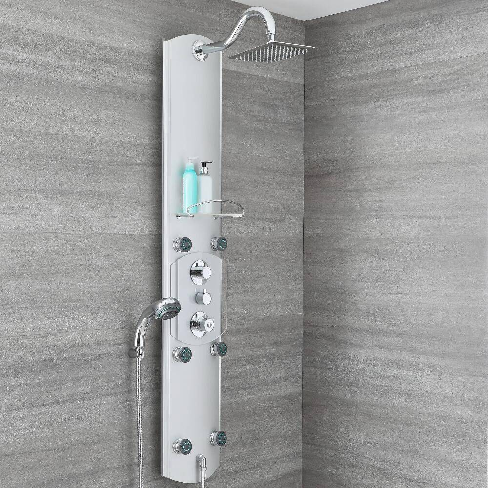 Hudson Reed Colonne de douche thermostatique Arcan