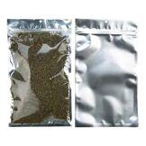 Packlinq Grip Seal Bags Transparent/Silver 15.2x23.5cm