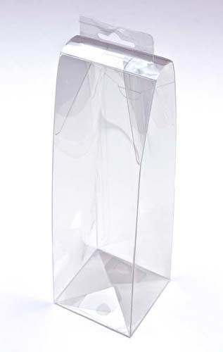 Packlinq Boite conique à conformité alimentaire 7.8 x 7.8 x 24.9cm (25 Pièces) [FS180]