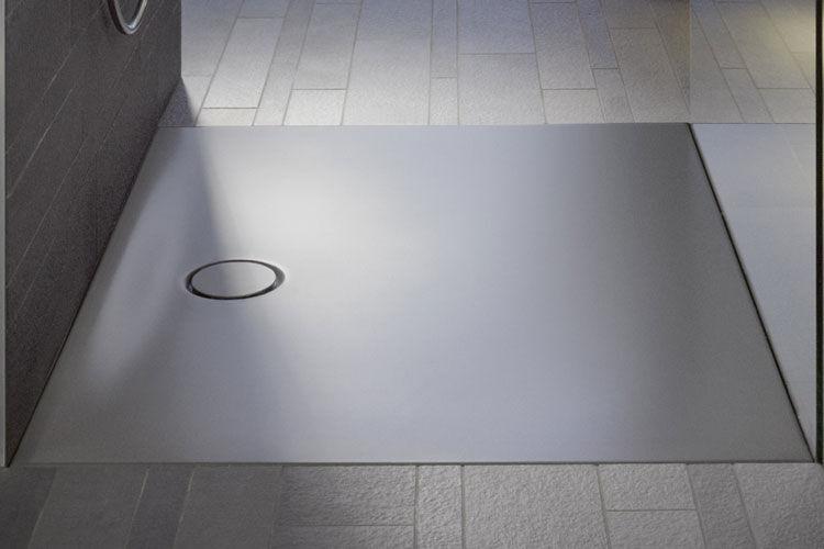 Bette Receveur de douche BetteFloor 110X100 en 22 couleurs - Graphite 404