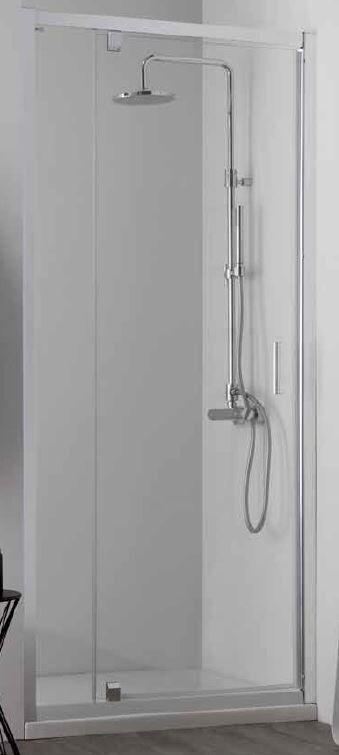 Grandform Cabine de douche 1 porte pivotante Fast2000 80