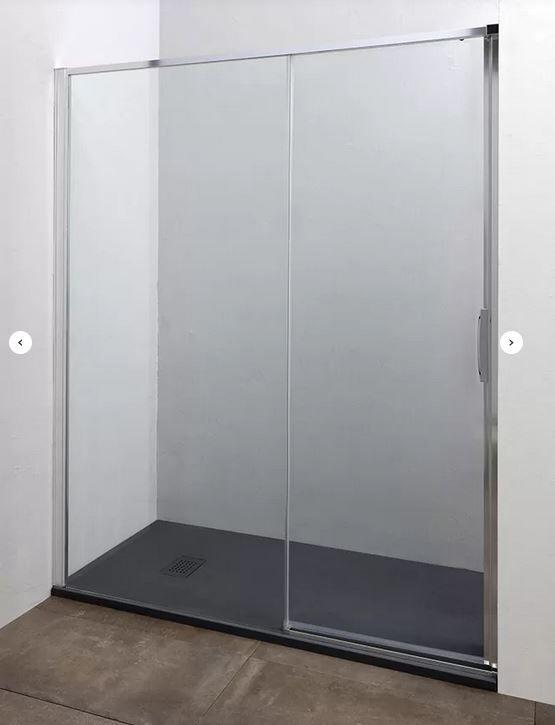 Grandform GL8 Porte coulissante pour cabine de douche 140 - DESTRA