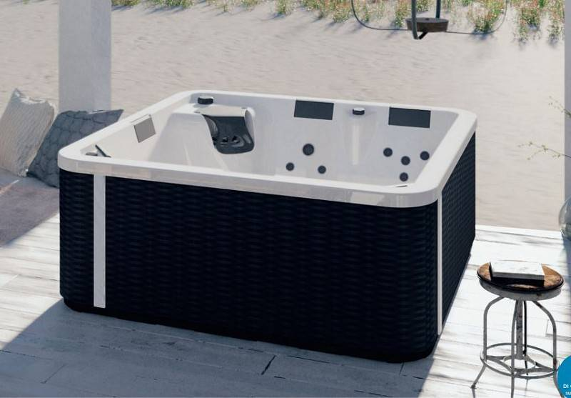 Grandform/Kinedo Mini Piscine Happy SPA A400 192x192