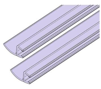 Novellini Kit de remplacement de joint Aurora 2