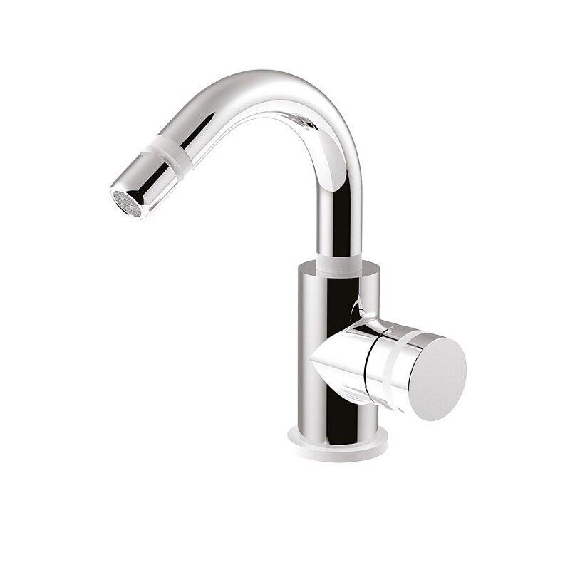 Giulini G.Rubinetteria Mon mélangeur bidet anneau - Fini du robinet: Beige Or