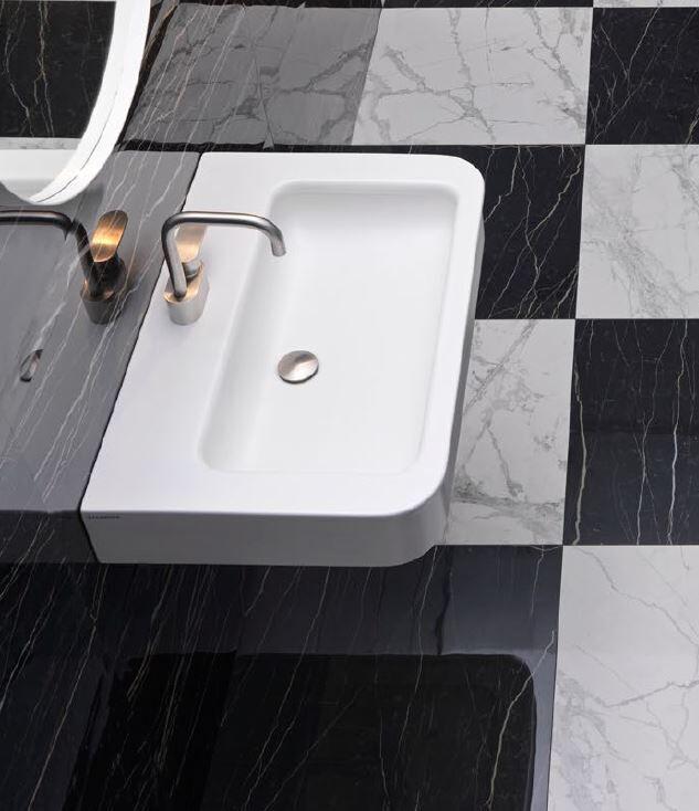 Flaminia Madre lavabo - 95X50XH.14 MA95L