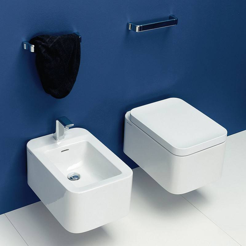Flaminia Wc Nile Suspended Go Clean - NLCW02 enveloppant