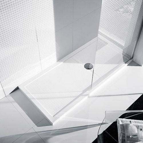 Novellini Receveur de Douche 120x100 Olympic Plus Glossy White - H 12,5