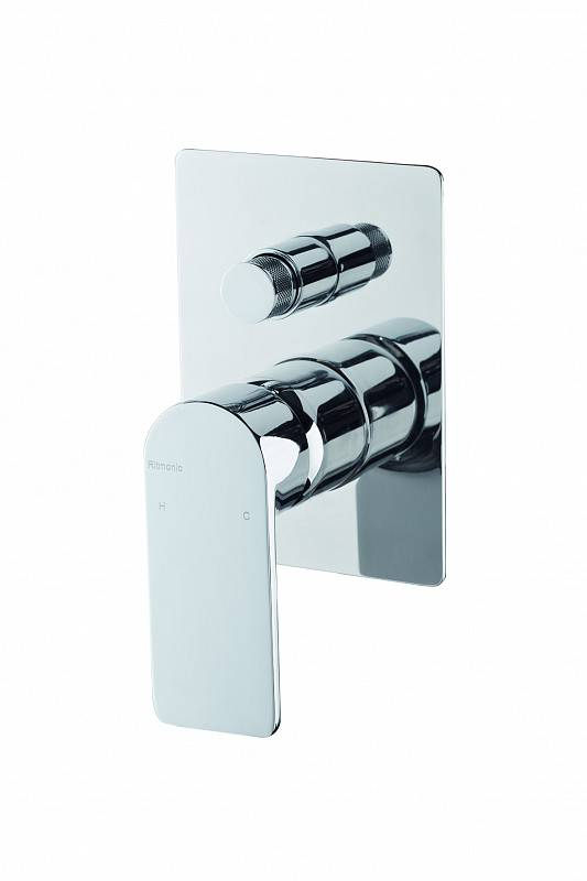 Ritmonio Mitigeur de douche intégré avec commutateur anti-poison