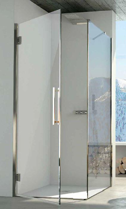 CSA Box Doccia Sonia Cabine de Douche A.B + L Ouverture de Porte 90x90 - gauche