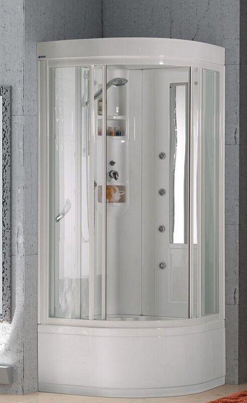Thermodesign Algarve Whirlpool Box - 80x80