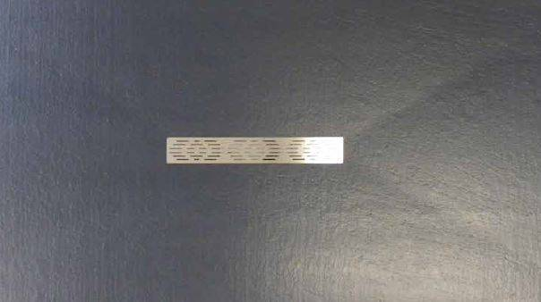 Thermodesign Receveur de douche Focus Quartz 160x130 - Couleur du receveur: chocolat