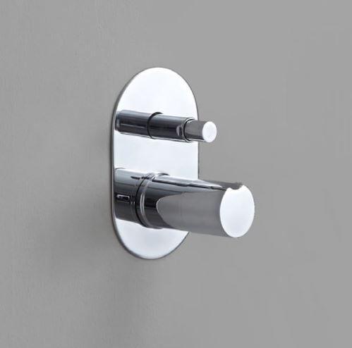 Flaminia Mitigeur de douche intégré avec déviateur Fold